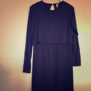 ASOS Black Maternity Dress NEW 6